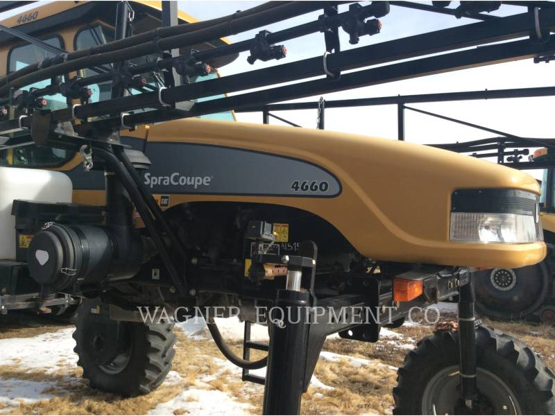 SPRA-COUPE SPRAYER SC7660 equipment  photo 17