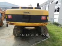 JCB KOPARKI GĄSIENICOWE JS330NC equipment  photo 5