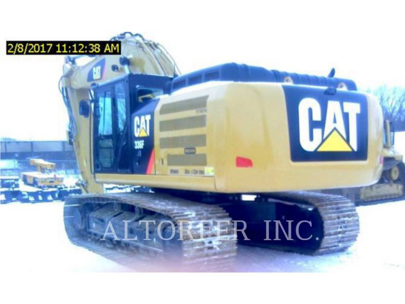 CATERPILLAR トラック油圧ショベル 336FL XE equipment  photo 4