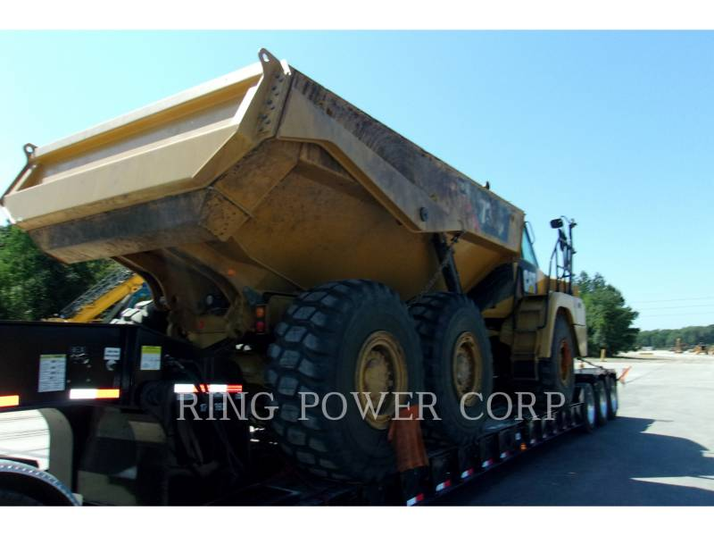 CATERPILLAR KNIKGESTUURDE TRUCKS 730C equipment  photo 3