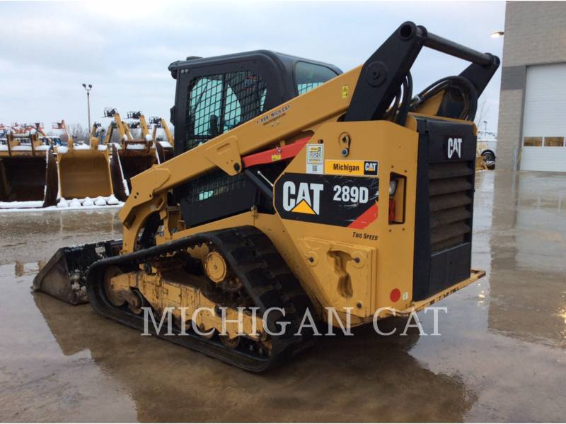 CATERPILLAR MULTI TERRAIN LOADERS 289D A2Q equipment  photo 3