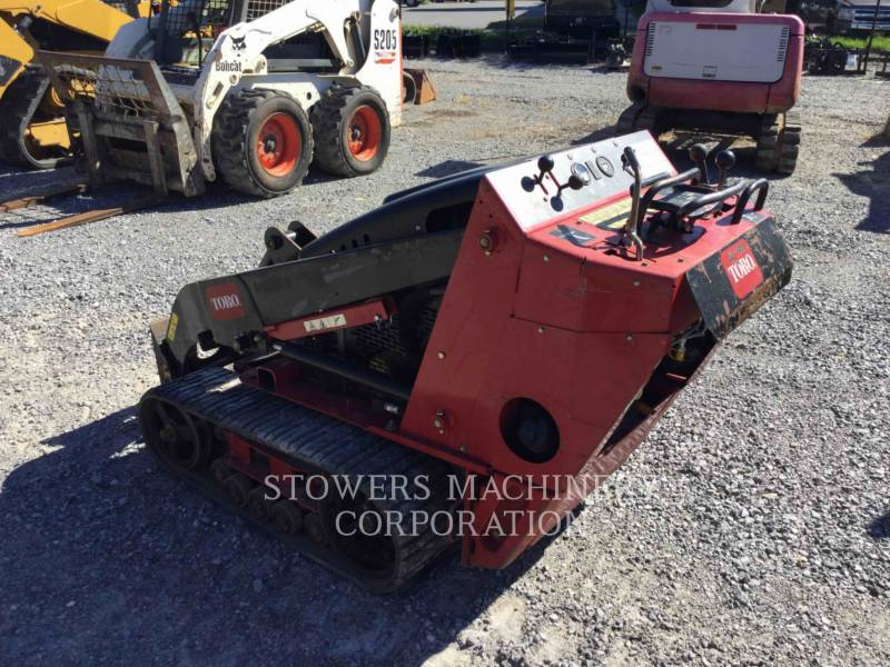 TORO AUTRES TX427 equipment  photo 3