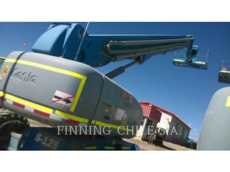GENIE INDUSTRIES LEVANTAMIENTO - PLUMA S125 equipment  photo 2