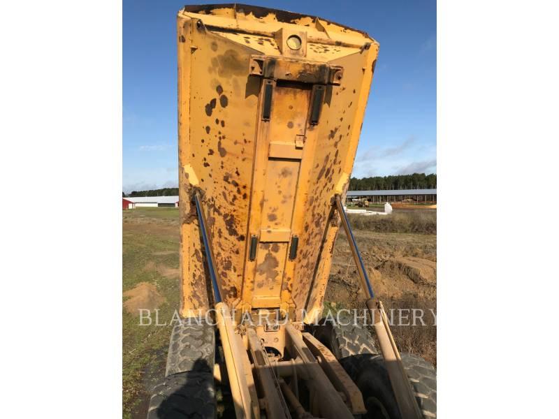CATERPILLAR ARTICULATED TRUCKS D300E equipment  photo 7