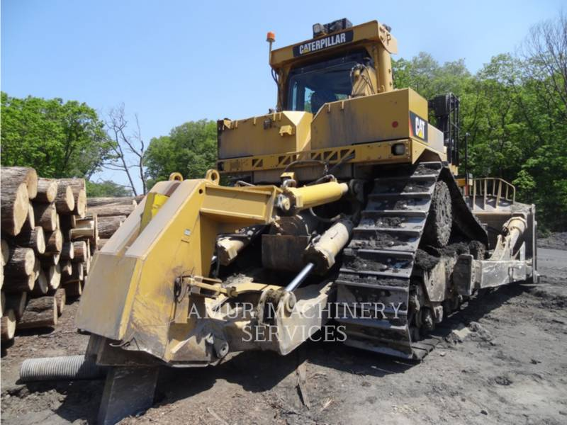 CATERPILLAR TRACK TYPE TRACTORS D11T equipment  photo 5