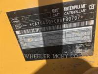 CATERPILLAR BACKHOE LOADERS 430F E equipment  photo 5
