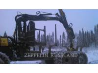 PONSSE LEŚNICTWO - FORWARDER BUFFALO 8W equipment  photo 8