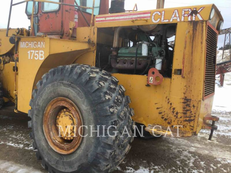 MICHIGAN CHARGEURS SUR PNEUS/CHARGEURS INDUSTRIELS 175B-GM equipment  photo 18