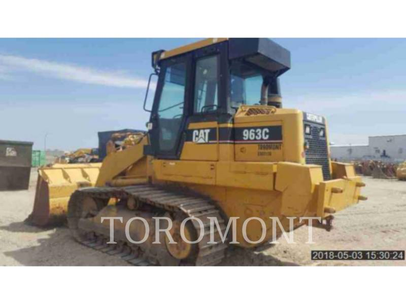 CATERPILLAR TRACK LOADERS 963C equipment  photo 2