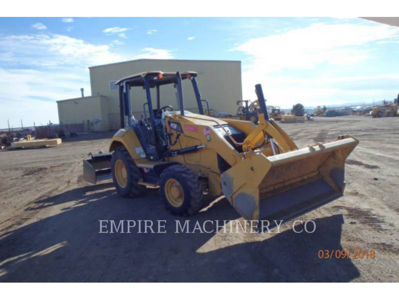 CATERPILLAR 産業用ローダ 415F2IL equipment  photo 1