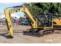Equipment photo CATERPILLAR 308E2 CR SB TRACK EXCAVATORS 1