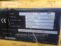 KOMATSU LTD. KETTEN-HYDRAULIKBAGGER PC290 equipment  photo 10