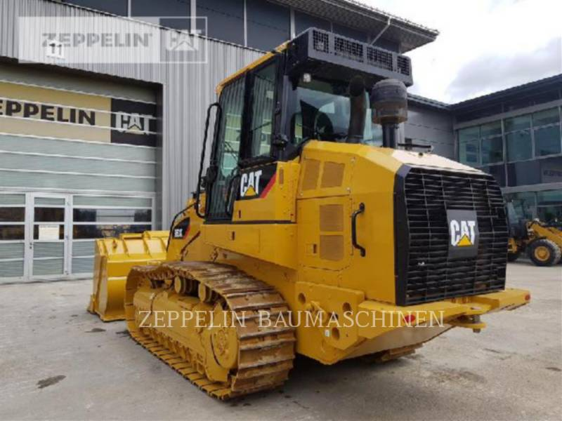 CATERPILLAR PALE CINGOLATE 963K equipment  photo 5