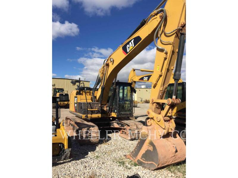 CATERPILLAR KETTEN-HYDRAULIKBAGGER 320E LRRCF equipment  photo 7