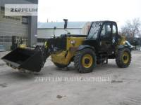 Equipment photo CATERPILLAR TH417C 伸缩式装卸机 1