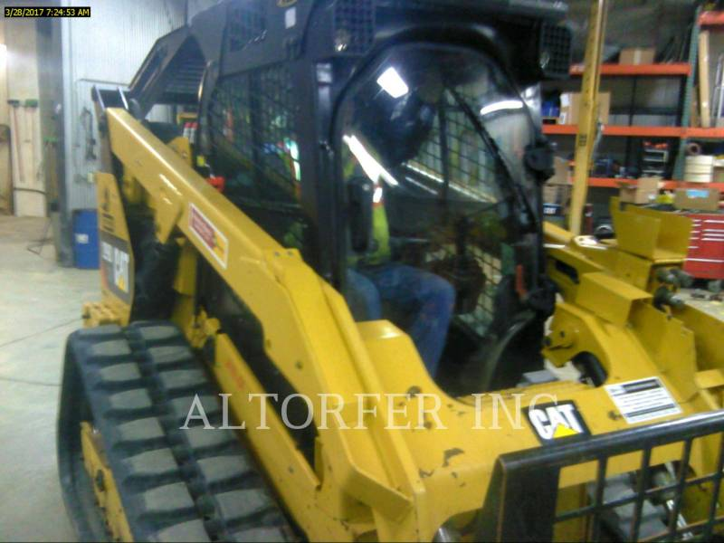 CATERPILLAR SKID STEER LOADERS 299D XHP equipment  photo 4