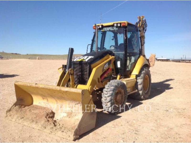 CATERPILLAR RETROESCAVADEIRAS 420EST equipment  photo 2