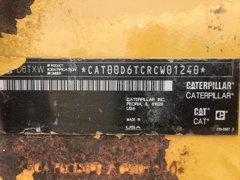CATERPILLAR TRACK TYPE TRACTORS D6TXWVP equipment  photo 24