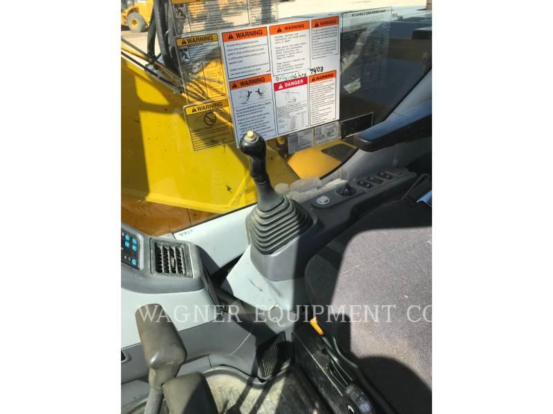 KOMATSU TRACK EXCAVATORS PC138USLC2 equipment  photo 20