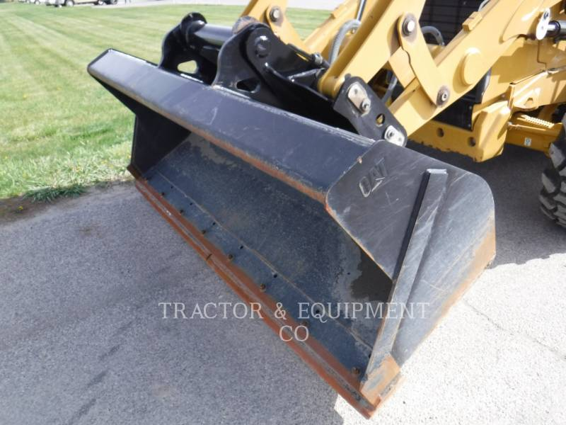 CATERPILLAR RETROEXCAVADORAS CARGADORAS 420F24ETCB equipment  photo 10