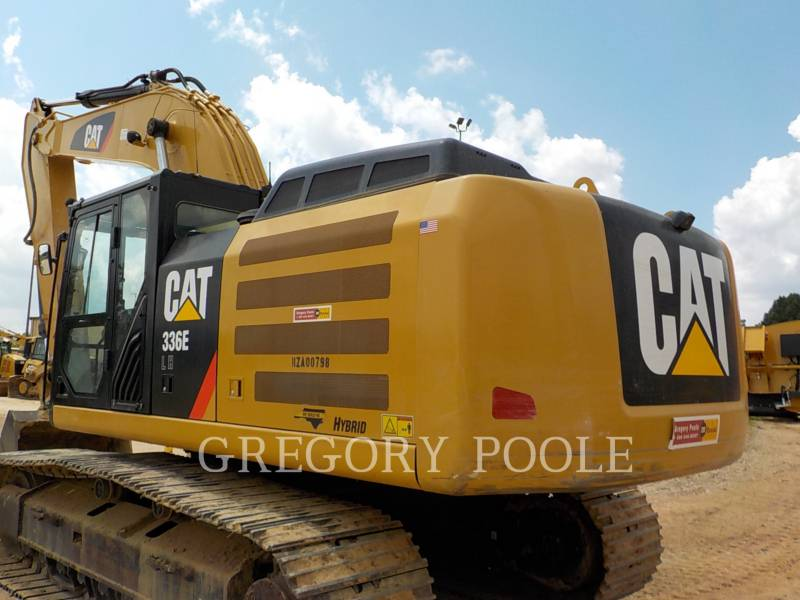 CATERPILLAR トラック油圧ショベル 336EL H equipment  photo 8