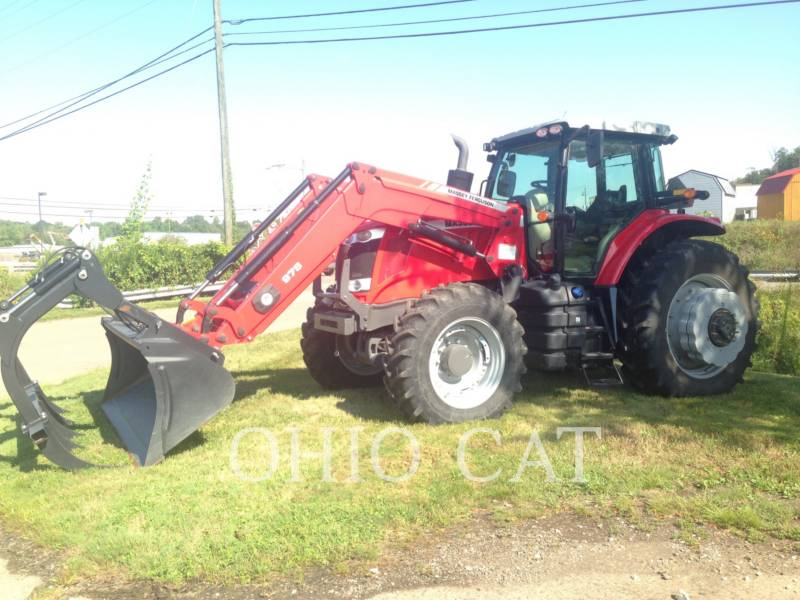 AGCO-MASSEY FERGUSON AG TRACTORS MF7620 equipment  photo 1