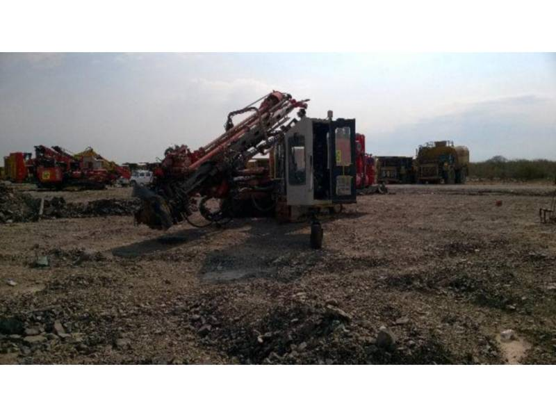 SANDVIK MINING & CONSTRUCTION ROTARY BLASTHOLE DRILLS DR540 equipment  photo 4
