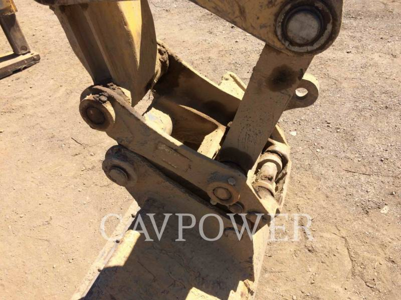 CATERPILLAR BAGGERLADER 432D equipment  photo 7