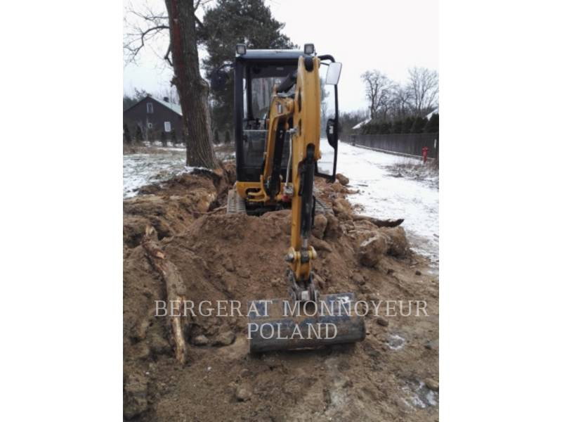 CATERPILLAR PELLES SUR CHAINES 301.7 D equipment  photo 5