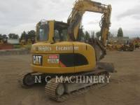 CATERPILLAR TRACK EXCAVATORS 308C CR equipment  photo 3