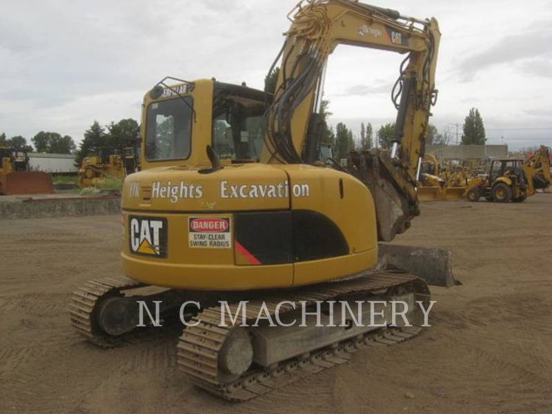 CATERPILLAR ESCAVADEIRAS 308C CR equipment  photo 3