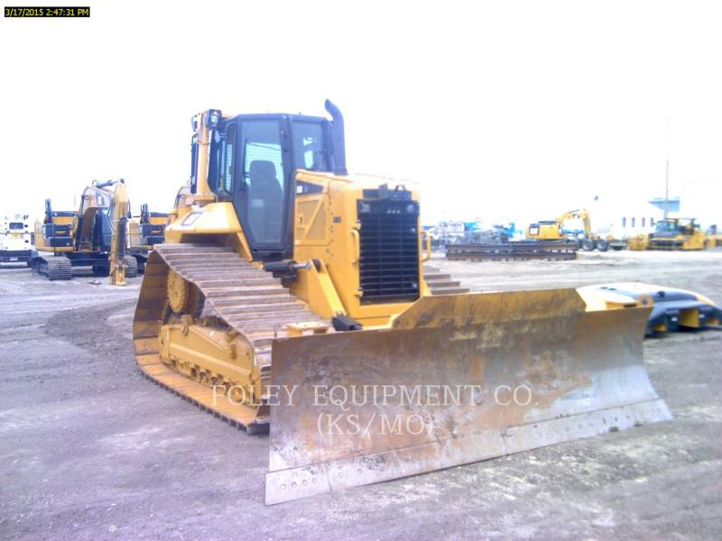 CATERPILLAR TRACK TYPE TRACTORS D6NLGPVPA equipment  photo 1