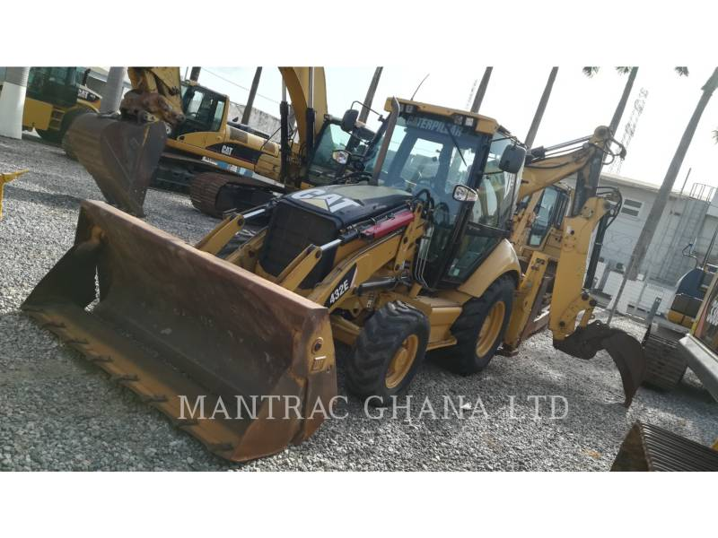 CATERPILLAR バックホーローダ 432E equipment  photo 4