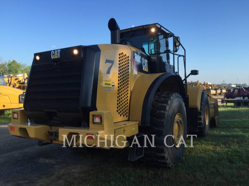 CATERPILLAR WHEEL LOADERS/INTEGRATED TOOLCARRIERS 980K LC equipment  photo 3