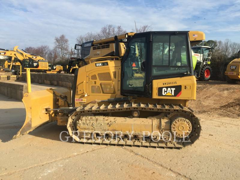 CATERPILLAR KETTENDOZER D5K2 XL equipment  photo 8
