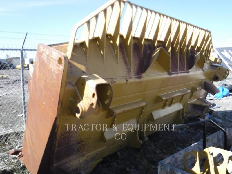CATERPILLAR  BLADES D9 BLADE equipment  photo 5