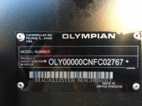 OLYMPIAN STATIONARY GENERATOR SETS G100F3 equipment  photo 6