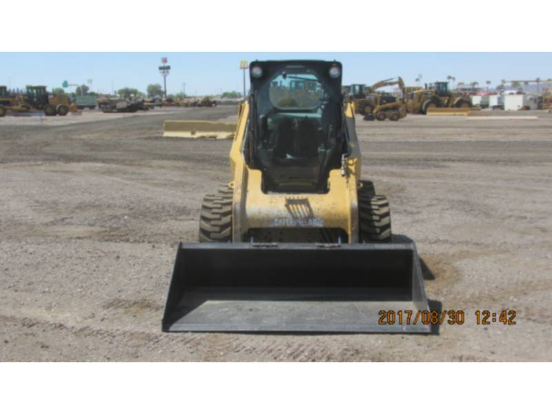 CATERPILLAR MINICARGADORAS 246C equipment  photo 5