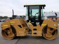 CATERPILLAR COMPATTATORE PER ASFALTO A DOPPIO TAMBURO VIBRANTE CB-534D equipment  photo 5