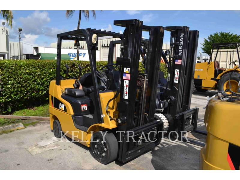 CATERPILLAR LIFT TRUCKS EMPILHADEIRAS C5000 equipment  photo 1