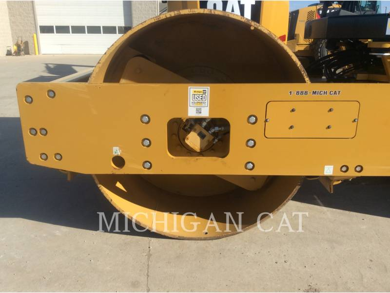 CATERPILLAR VIBRATORY SINGLE DRUM SMOOTH CS54B equipment  photo 20