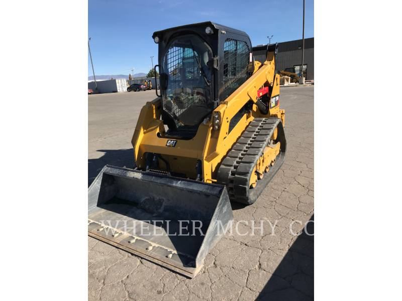 CATERPILLAR CHARGEURS COMPACTS RIGIDES 259D C3 HF equipment  photo 4