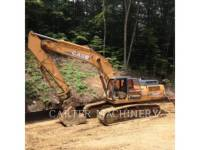 CASE/NEW HOLLAND TRACK EXCAVATORS CASE CX330 equipment  photo 3