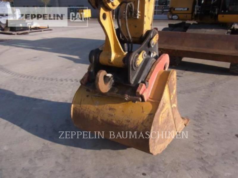 CATERPILLAR WHEEL EXCAVATORS M313D equipment  photo 20
