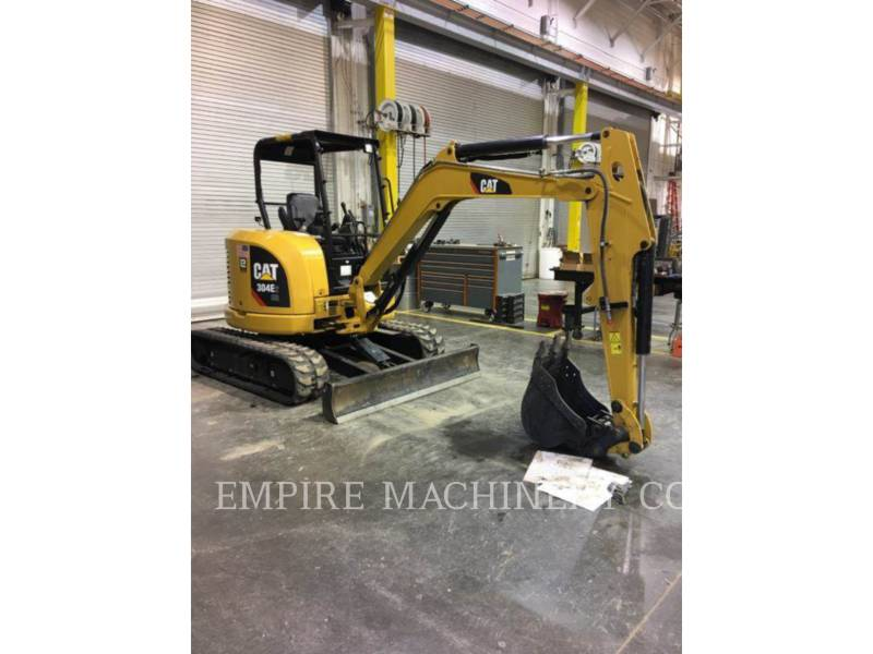 CATERPILLAR TRACK EXCAVATORS 304E2 OR equipment  photo 1