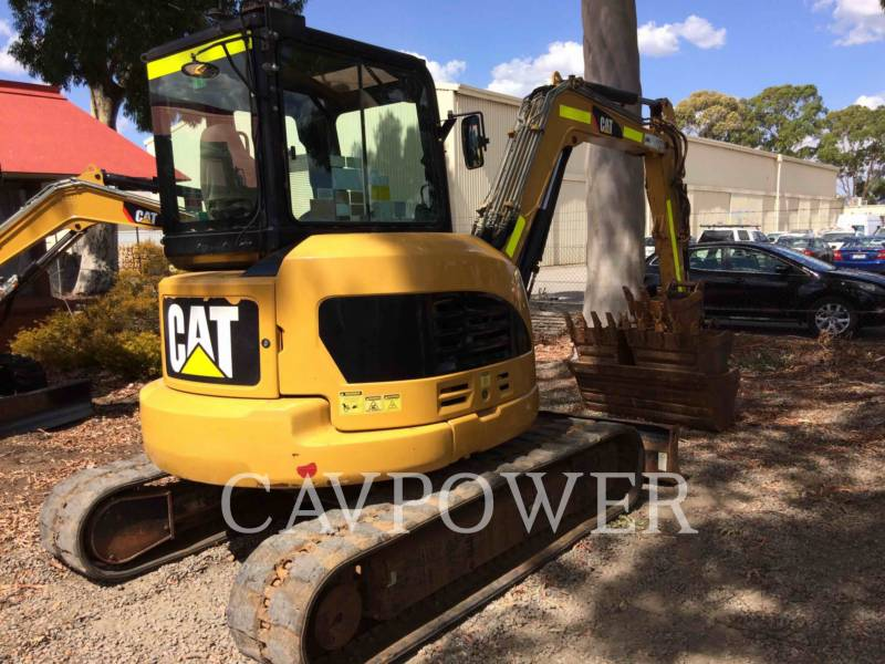 CATERPILLAR TRACK EXCAVATORS 305DCR equipment  photo 4