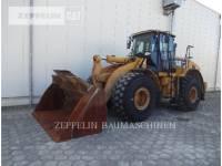 CATERPILLAR WIELLADERS/GEÏNTEGREERDE GEREEDSCHAPSDRAGERS 966H equipment  photo 1
