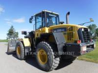 KOMATSU CARGADORES DE RUEDAS WA250PZ equipment  photo 3
