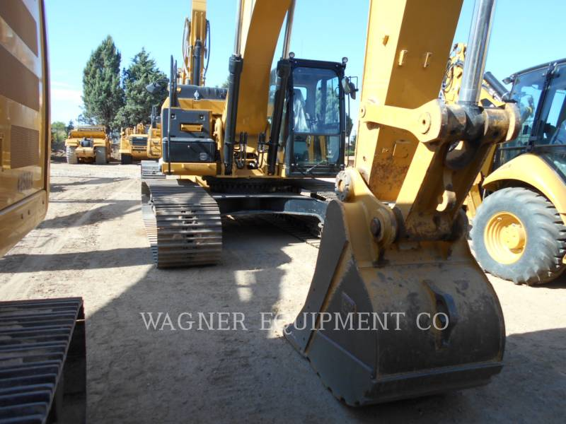 CATERPILLAR TRACK EXCAVATORS 329EL equipment  photo 4