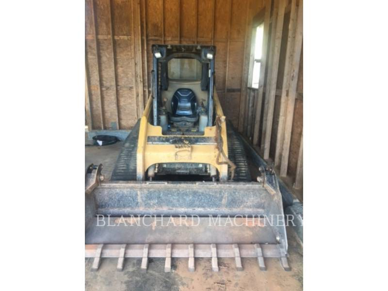 CATERPILLAR MULTI TERRAIN LOADERS 277B equipment  photo 2
